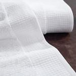 Coleção Luxor Hotel Wash Branca 90% Algodão e 10% Poliéster