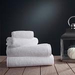 Coleção Lory Hotel Wash Branca 90% Algodão e 10% Poliéster