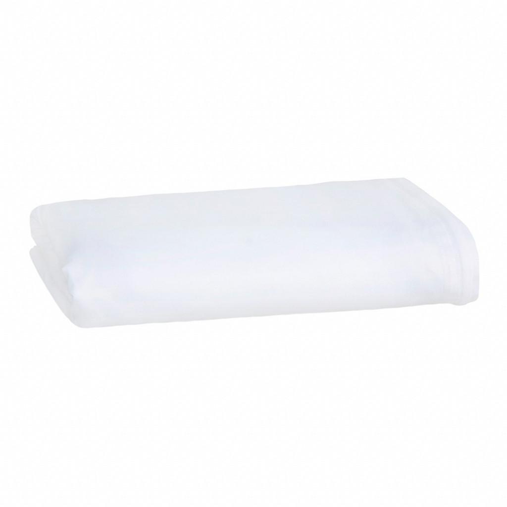 Capa para Edredom Hotel 400 Fios Fechamento Envelope Branca 100% Algodão